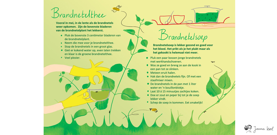 nBries-theater-natuur-project-recepten